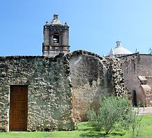Mission Concepcion by marybedy