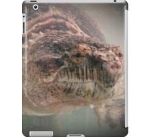 Wildlife: Snapping Turtle iPad Case/Skin