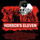 Horror's Eleven by Tracey Gurney