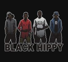 BLACK HIPPY by supremedesigns