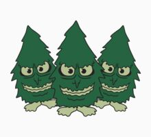 Tree Monsters by Style-O-Mat