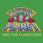 Captain Planet And The Planeteers by onewordprod