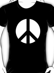 Peace Inverted T-Shirt
