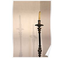 Candle Holder 14 Poster
