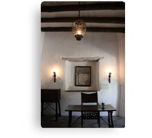 Governor's Palace Office Canvas Print