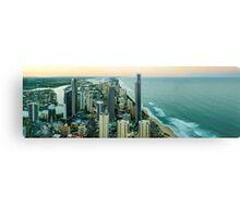 Surfers Paradise, Queensland, Australia Metal Print