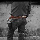 Cowboy by Gunter Nezhoda