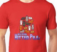 Super Kitten Pile (Logo) Unisex T-Shirt