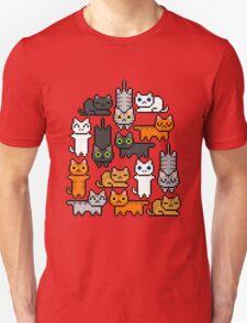 Super Kitten Pile (Just Cats) T-Shirt