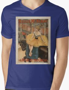 Vintage poster - A Night at the Circus Mens V-Neck T-Shirt