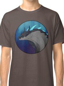 Abyssal Lagiacrus Portrait Classic T-Shirt