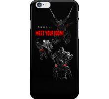 Monday: Meet Your Doom iPhone Case/Skin