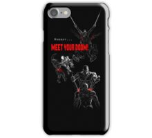Monday: Meet Your Doom iPhone Case/Skin
