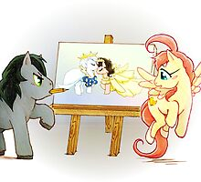 Horse-Drawn Marriage by Achiru