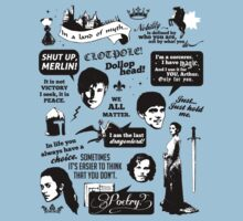 Merlin Quotes by anangeloflight
