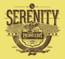 Serenity - Brown by CoDdesigns