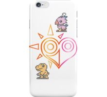 Taiora Crest iPhone Case/Skin