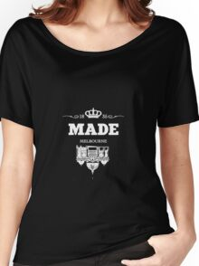 Made in Melbourne Women's Relaxed Fit T-Shirt