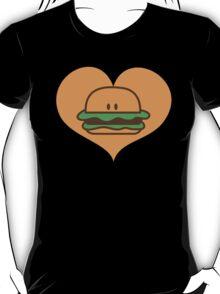 BURGER man love T-Shirt
