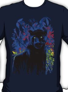 Bright eyes - Black Panther T-Shirt