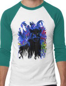 Bright eyes - Black Panther Men's Baseball ¾ T-Shirt