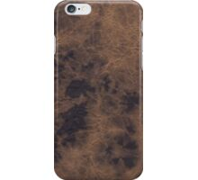 If Mars Died iPhone Case/Skin