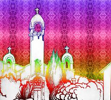 Mission San Rafael II by bbqshoes