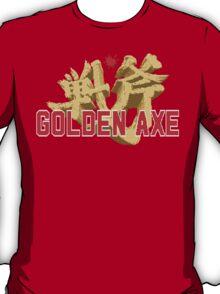 Golden Axe Logo T-Shirt