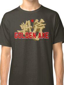 Golden Axe Logo Classic T-Shirt