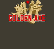 Golden Axe Logo Unisex T-Shirt