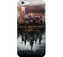 City of Bones Poster Case iPhone Case/Skin