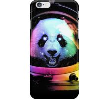 Astronaut Panda iPhone Case/Skin