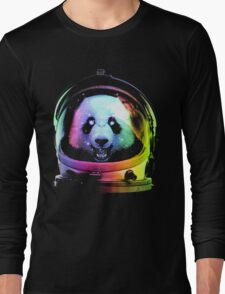 Astronaut Panda Long Sleeve T-Shirt