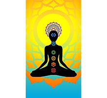 chakras Photographic Print