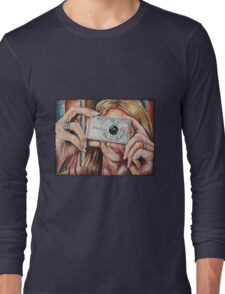 SMILE Long Sleeve T-Shirt