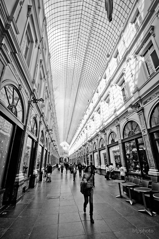 Brussels Shopping by btpphoto