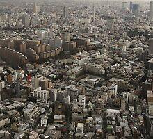 Tokyo Urban Lanscape by Ben Hansen