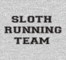'sloth running team' by kirsten-leigh