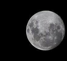 super moon 23 June 2013 by outbacksnaps