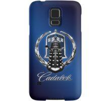 Cadalek in Tardis Blue Samsung Galaxy Case/Skin