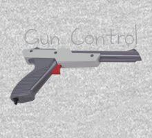 """""""Gun Control"""" Nintendo Controller One Piece - Short Sleeve"""