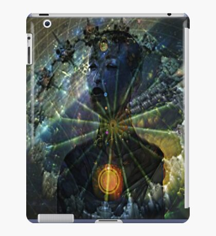 space war iPad Case/Skin