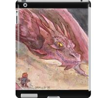 The Temptation of Smaug iPad Case/Skin