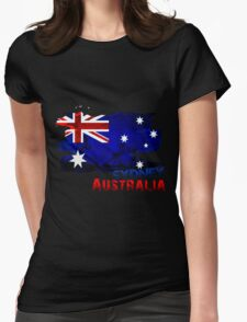 Sydney, Australia Womens Fitted T-Shirt