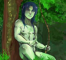 Treetop Forest Nymph by Angomango