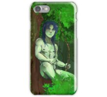 Treetop Forest Nymph iPhone Case/Skin