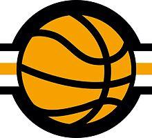 basketball airstripe by maydaze