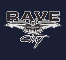 Rave The City by RetroWorks