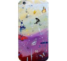 Butterflies and Me iPhone Case/Skin