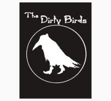 The Dirt Birds, IL. Airsoft Team Logo by B.A.K. V.
